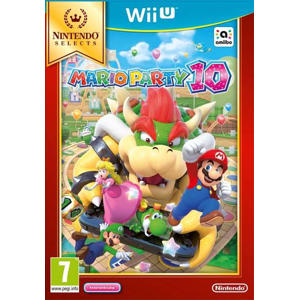 Marioparty 10 (selects) (Nintendo Wii U)