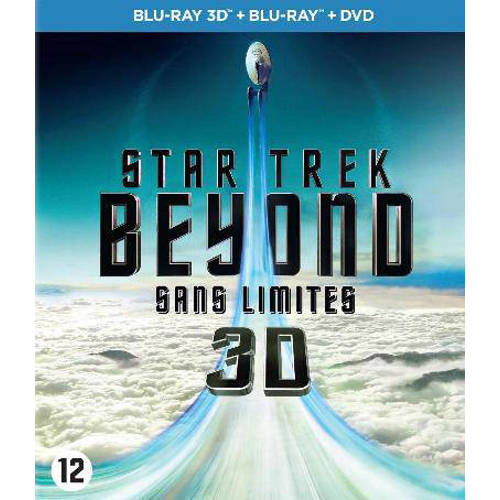 Star trek - Beyond (3D) (Blu-ray) kopen