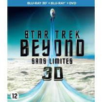 Star trek - Beyond (3D) (Blu-ray)