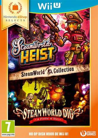 Steamworld collection (Nintendo Wii U)