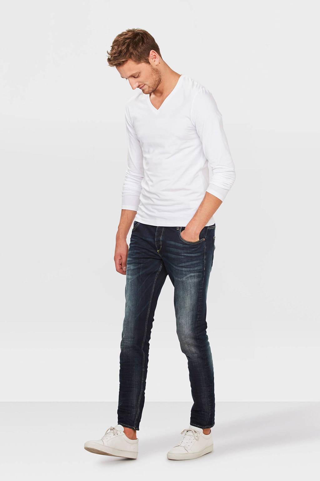 WE Fashion Fundamental T-shirt, White Uni