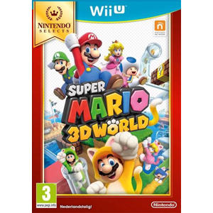 SuperMario 3D world (selects) (Nintendo Wii U)