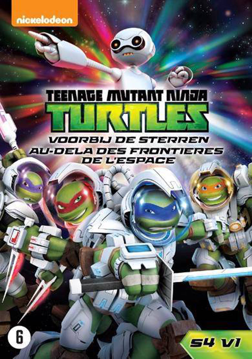Teenage Mutant Ninja Turtles Seizoen 4 Deel 1 Dvd Wehkamp