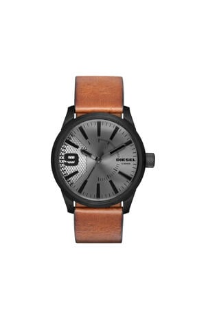 horloge Rasp DZ1764 cognac