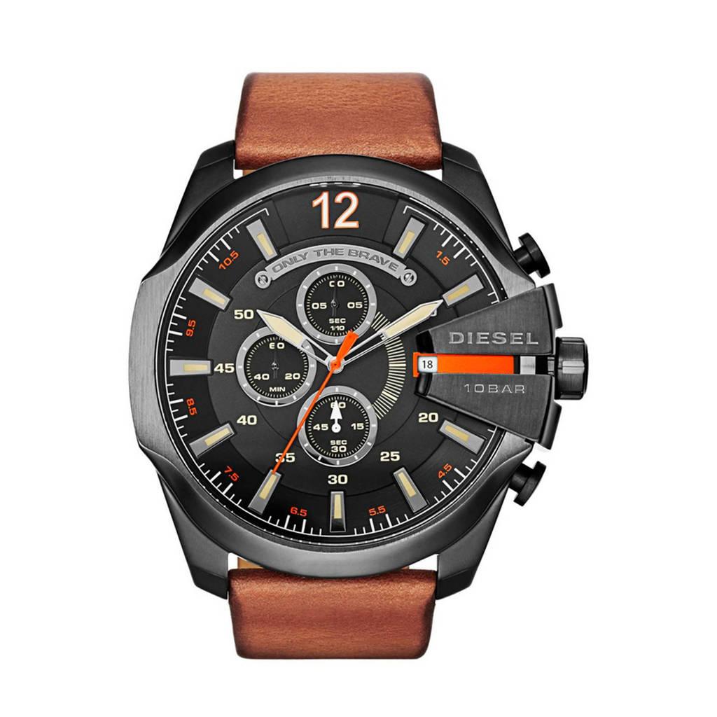 Diesel horloge, Bruin