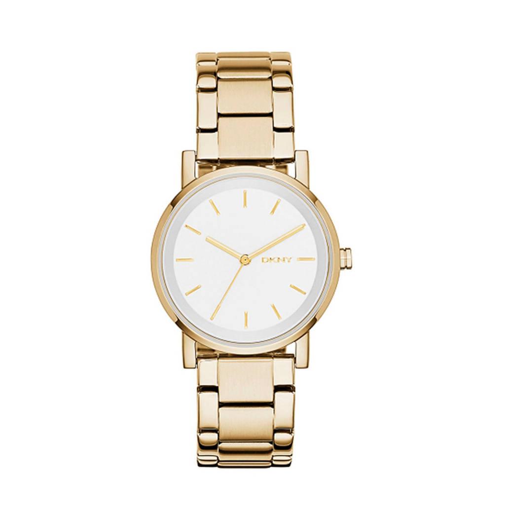 DKNY Soho Dames Horloge NY2343, Goud