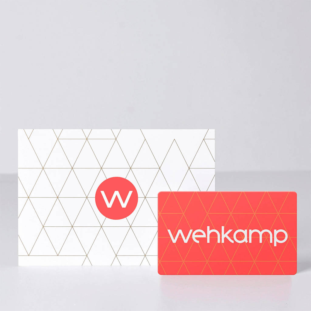 wehkamp cadeaukaart 15 euro, Rood