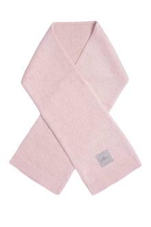 soft knit sjaal creamy peach