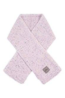 Confetti knit sjaal vintage pink