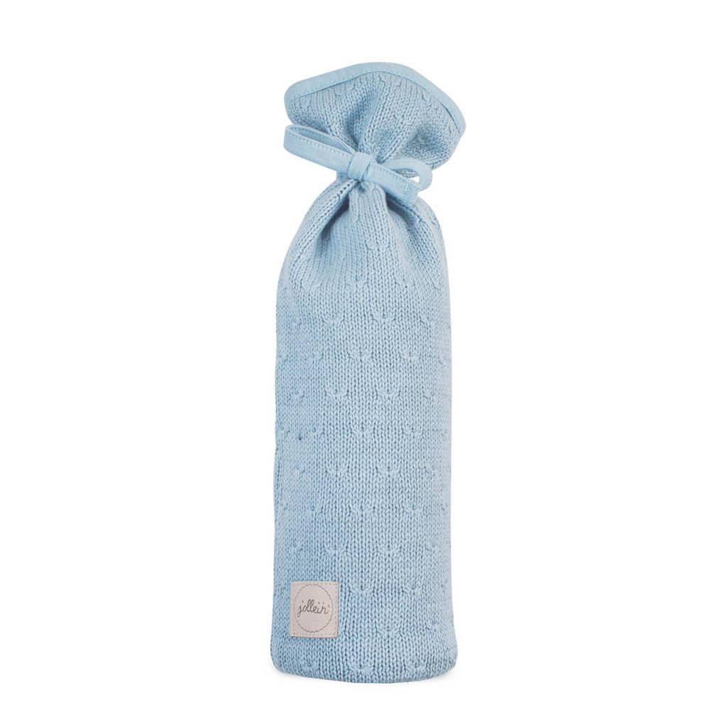 Jollein kruikenzak soft knit soft blue