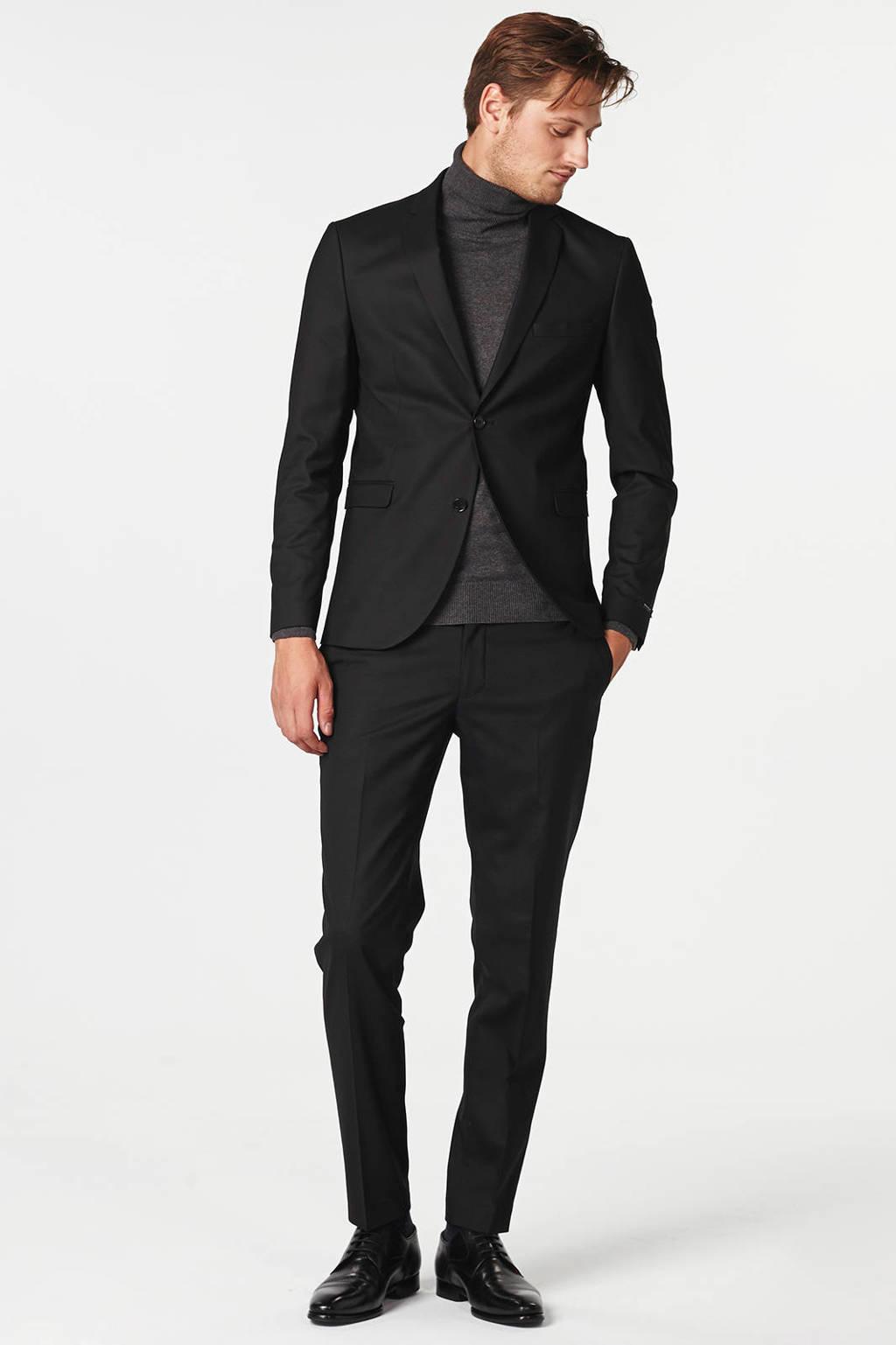 Jack & Jones Premium slim fit pantalon, Zwart