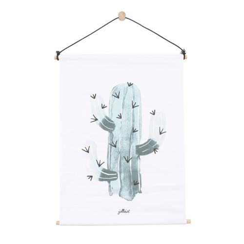 poster 42x60cm canvas Cactus