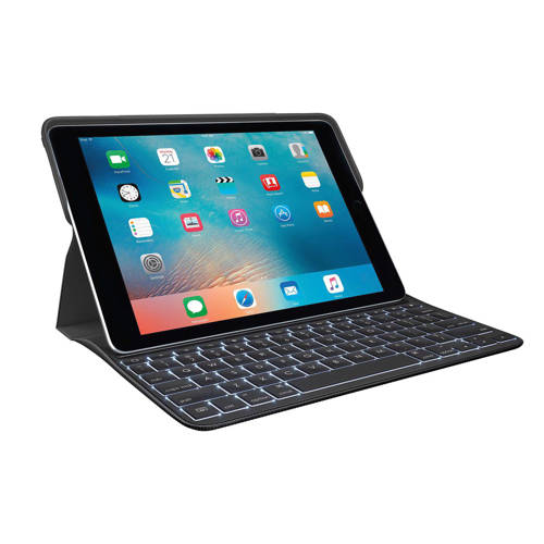 Logitech Create Backlit keyboard case with smartConnector (UK US INTL) for iP (920-008138)