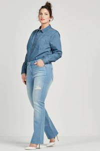 whkmp's great looks spijkerblouse, Blauw