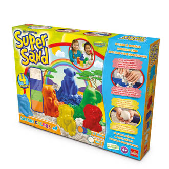 Super Sand safari colors