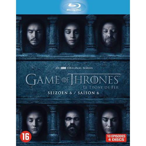 Game of thrones - Seizoen 6 (Blu-ray) kopen