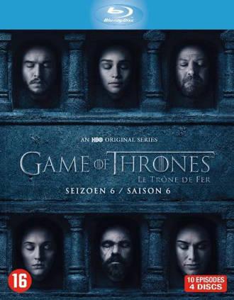 Game of thrones - Seizoen 6 (Blu-ray)