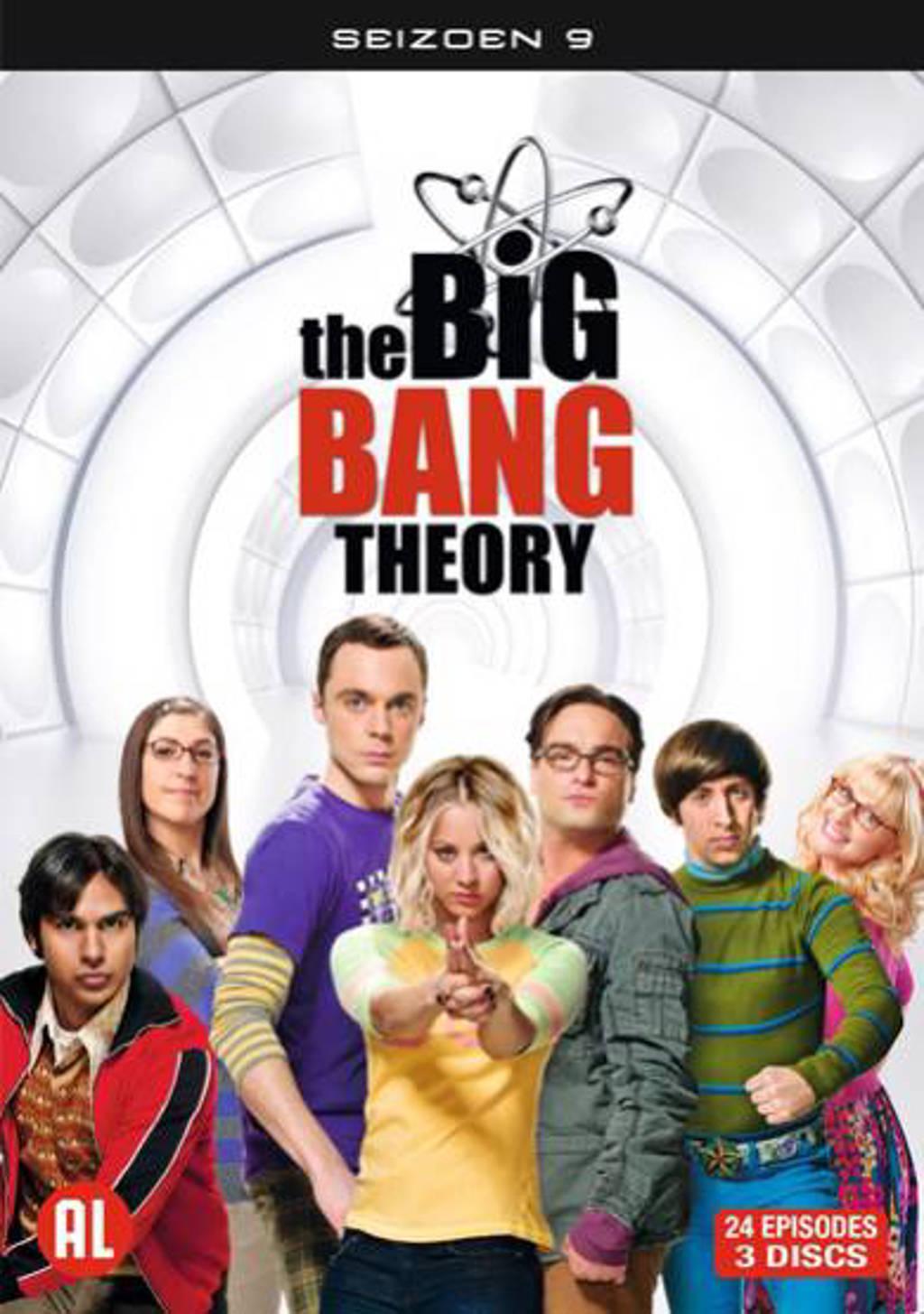 Big Bang Theory Seizoen 9 Dvd Wehkamp