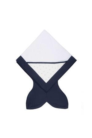 handdoek navy blue