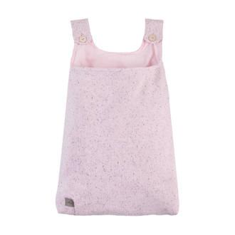 boxopbergzak Confetti Knit vintage pink
