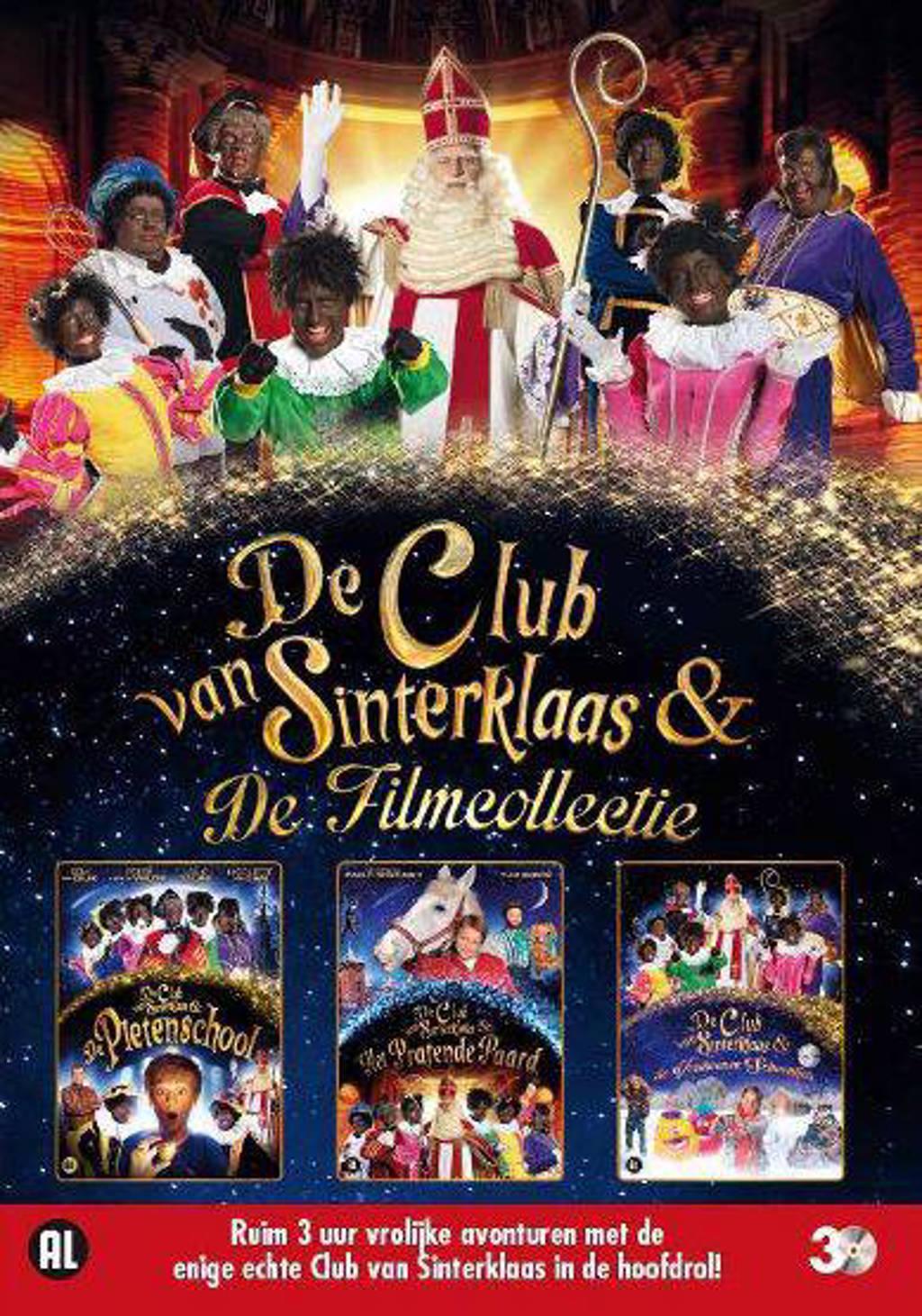 Club van Sinterklaas collection (DVD)
