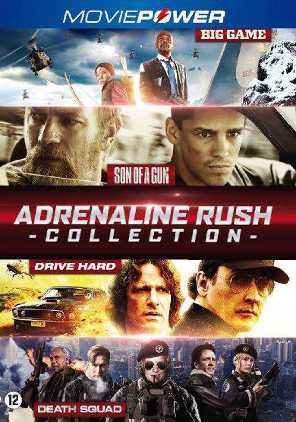 Adrenaline rush collection 1 (Blu-ray)