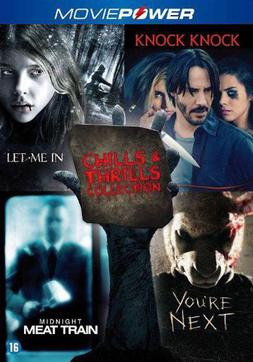 Chills & thrills collection 2 (Blu-ray)