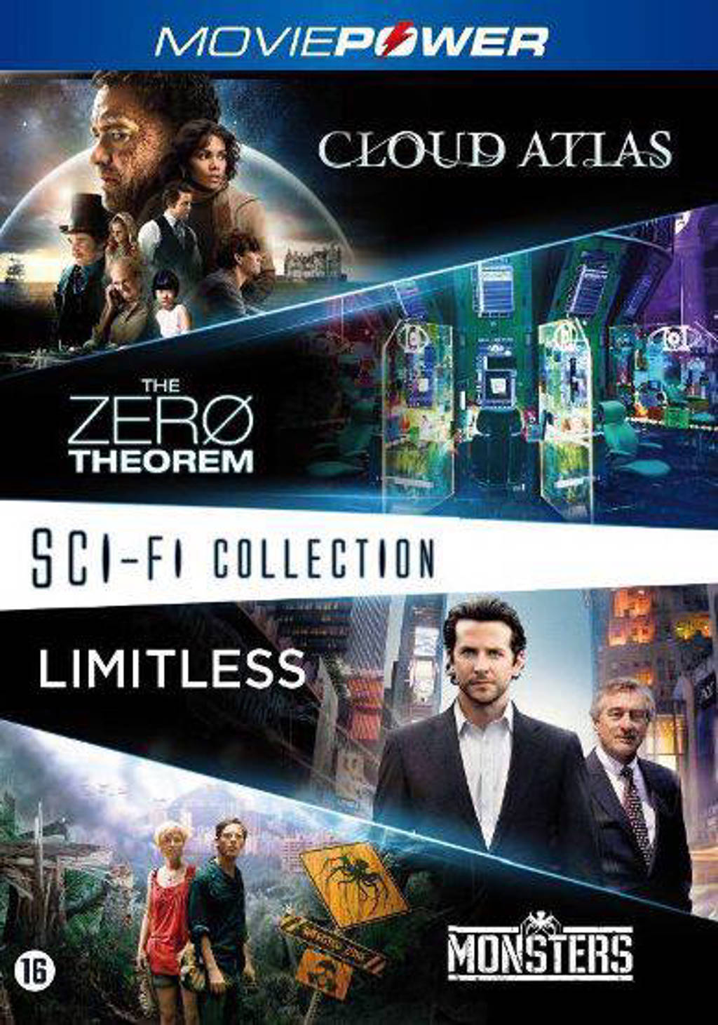 Sci-fi collection (2016)  (Blu-ray)