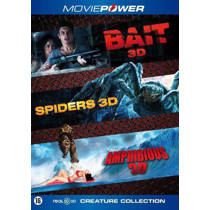 Creature collection (Blu-ray)