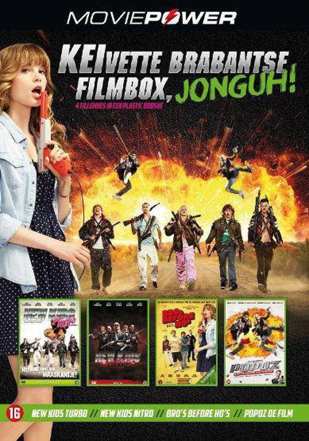 Vette Brabantse box, jonguh!  (DVD)