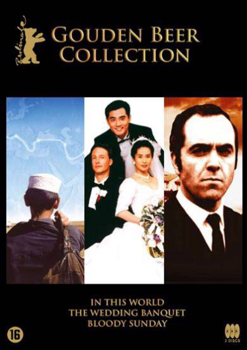 QFC box - Gouden beer collection (DVD)