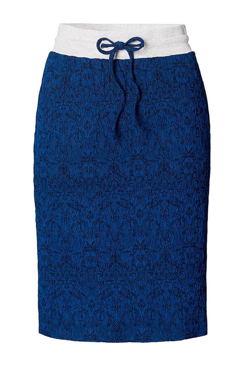 La Ligna rok, Blauw