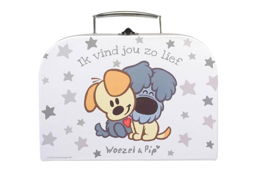 Woezel & Pip kofferset