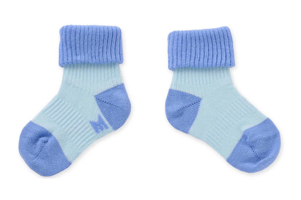 KipKep blijf-sokken blauw, Blauw