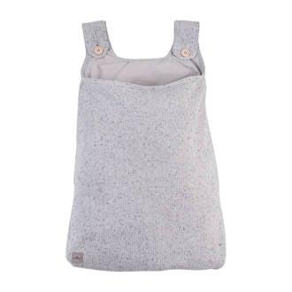 boxopbergzak Confetti Knit grey