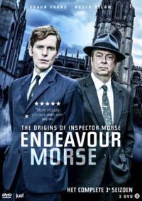 Endeavour Morse - Seizoen 3 (DVD)