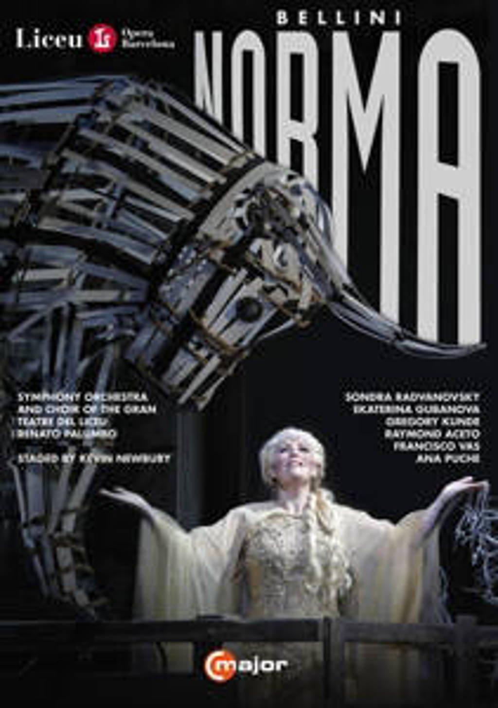 Radvanovsky & Kunde & Gubanova & Gr - Norma (DVD)