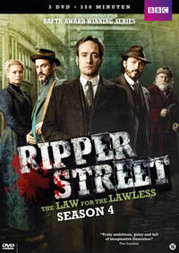 Ripper street - Seizoen 4 (DVD)