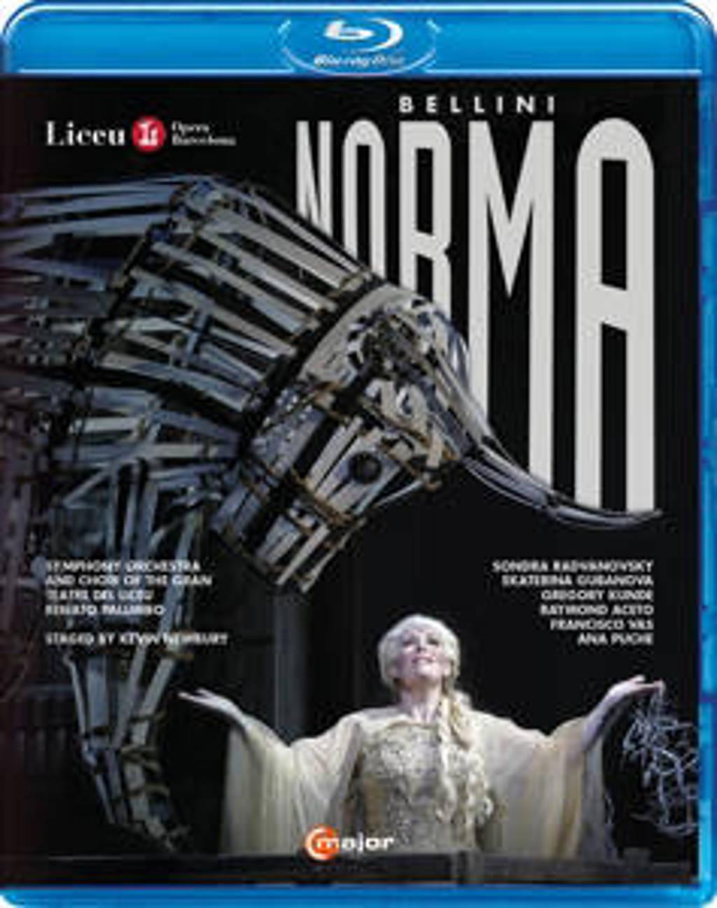Radvanovsky & Kunde & Gubanova & Gr - Norma (Blu-ray)