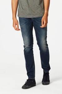 Diesel slim fit jeans Thommer blauw, Blauw