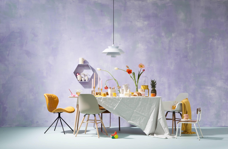 Witte Eetkamer Stoel : Zuiver albert kuip eetkamerstoel met armleuning set van wehkamp