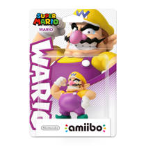 Nintendo amiibo Supermario Wario