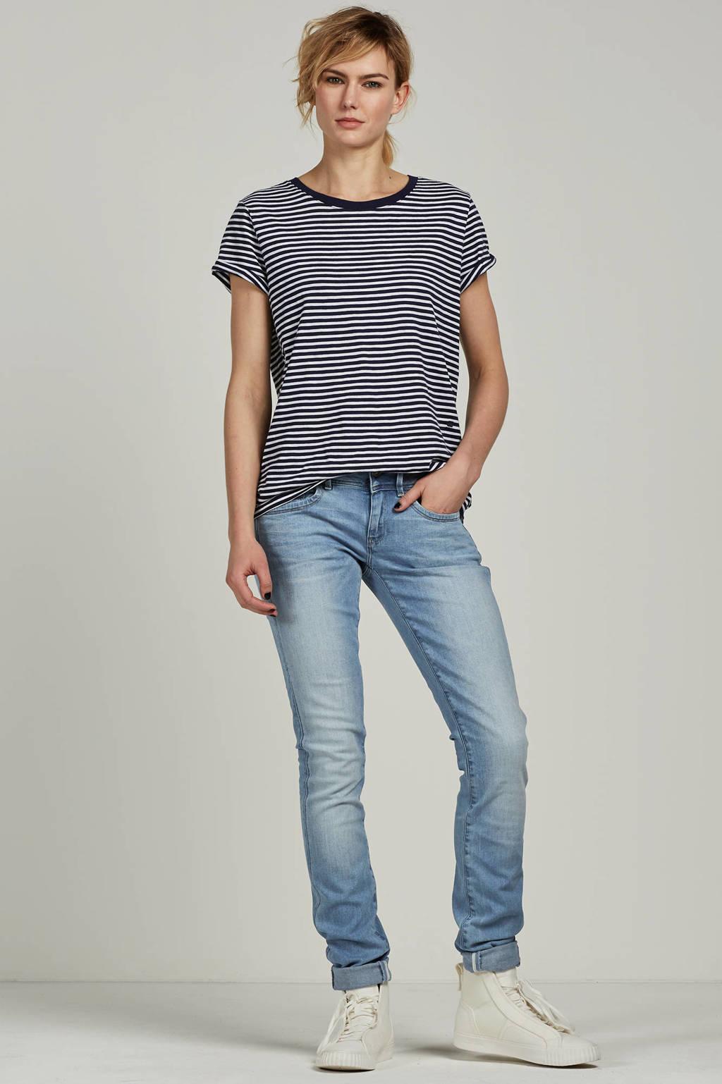 G-Star RAW Lynn Mid Skinny jeans, Light aged denim