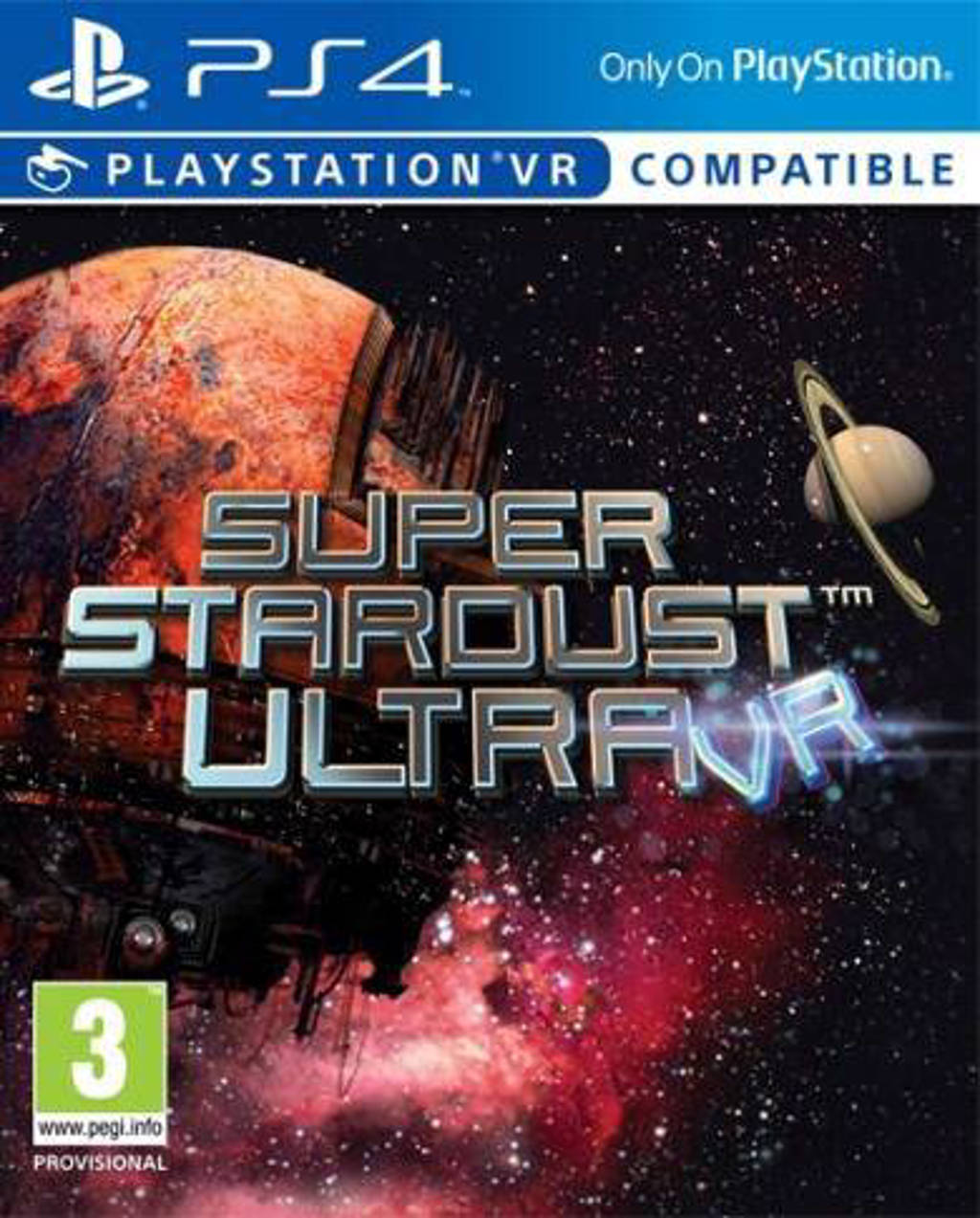 Super stardust ultra (VR) (PlayStation 4)