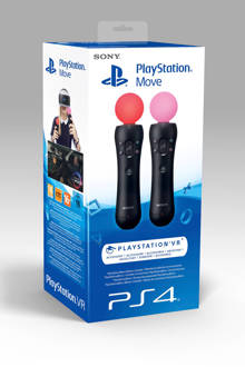 PlayStation 4 Move controller set