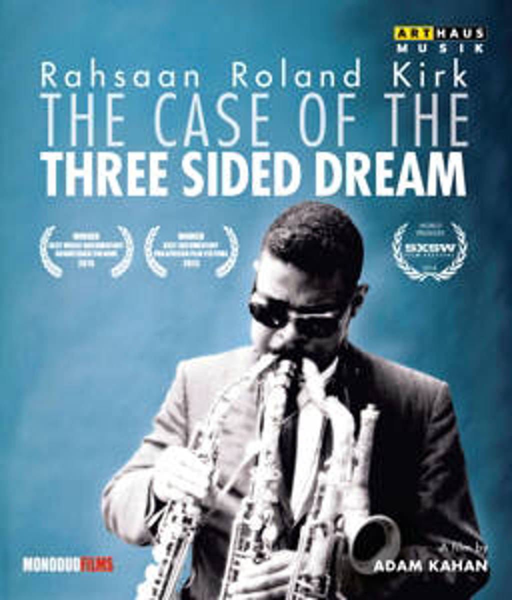 Rahsaan Roland Kirk - The Case Of The Three Sided Dream,B (Blu-ray)
