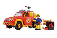 Simba  Brandweerman Sam jeep