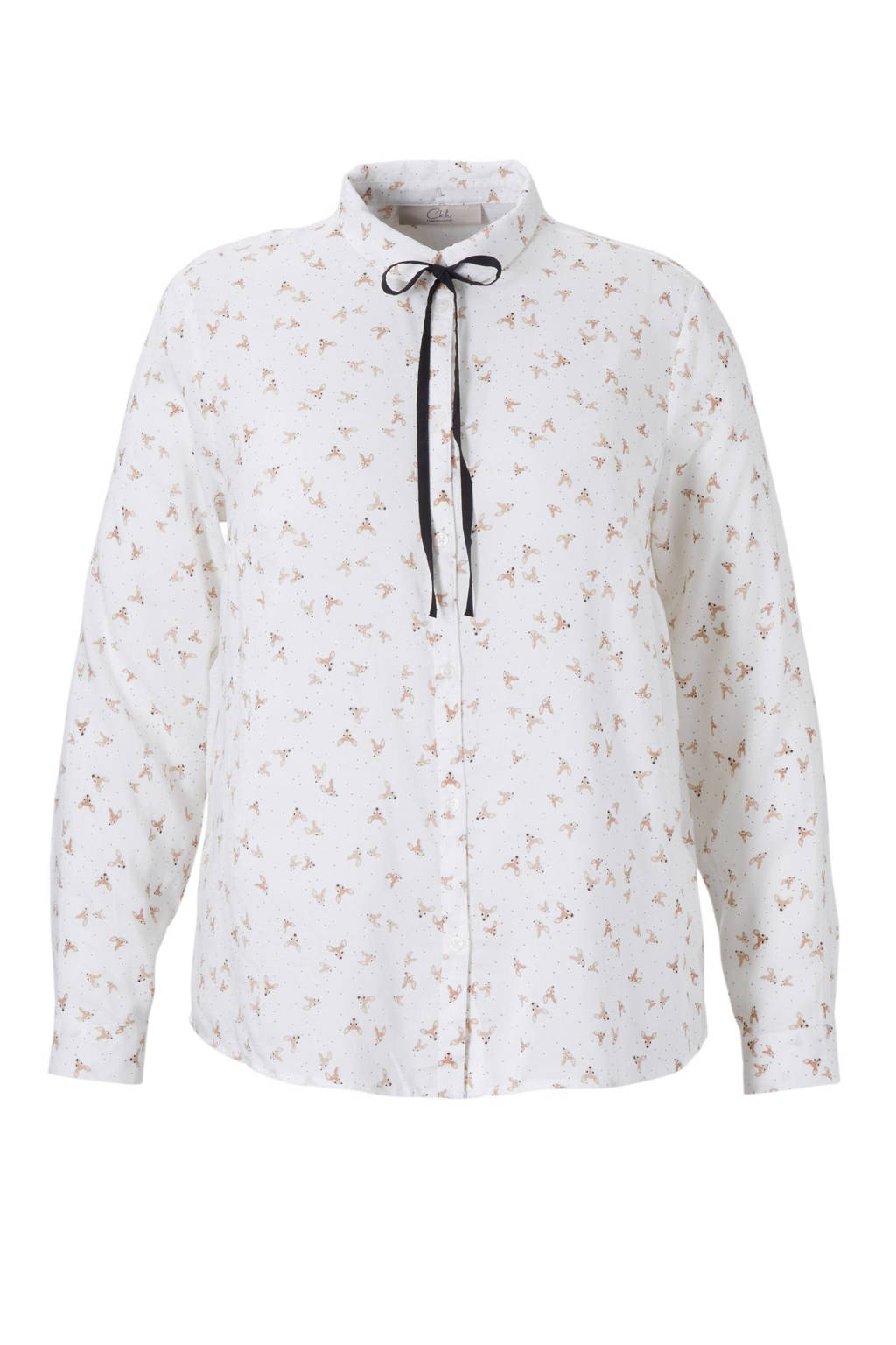 C&A XL Clockhouse blouse, Ecru