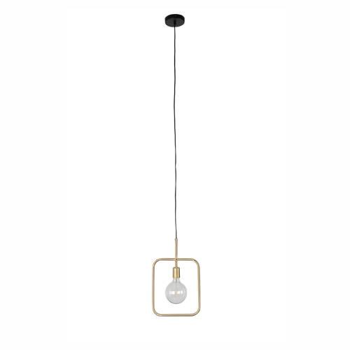 Dutchbone Cubo Hanglamp Ijzer Brons 31 cm