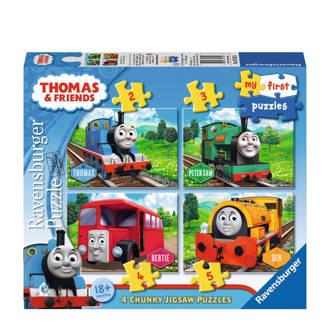 Thomas & Friends my first  legpuzzel 17 stukjes